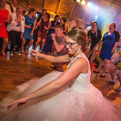 Bruiloft Floor en Jesper – Partyfotografie