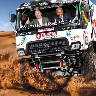 Riwald Electric Dakar